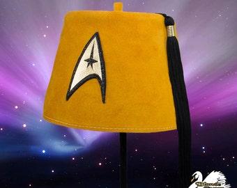 Star Trek Inspired Fez