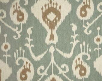 Pick Your Yardage Assorted Color You Choose Ikat Print 100% Cotton Slub Fabric
