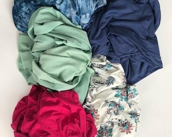 Sale fabric turbans!