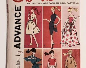 Barbie Dress patterns