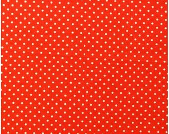 Polka dots - Red