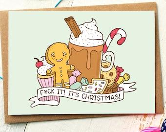 Items similar to banta claus funny christmas card funny holiday funny holiday card funny christmas card funny friend card holiday greeting cards holiday cards best friend card xmas cards m4hsunfo