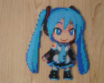 Hatsune Miku Pixel Art