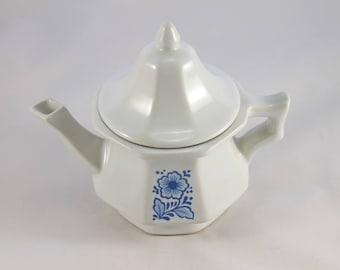 Avon Teapot Candle Holder