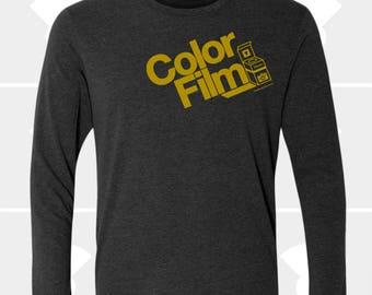 Color Film - Unisex Long Sleeve Shirt