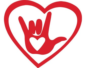 Love Sign Language