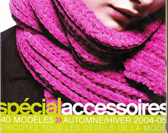 phildar special accessories vintage n 422 Winter 2004/2005
