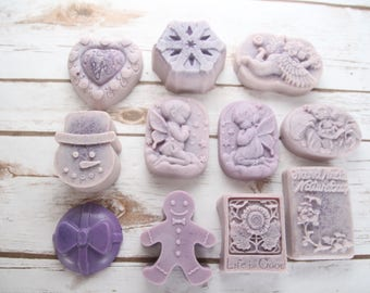 Lovely Lavender Lotion Bar