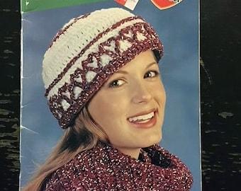 Red Heart Fiesta Fun Crochet Pattern Booklet