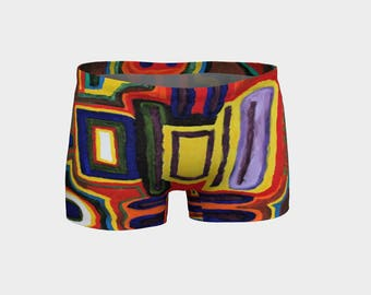 Boxy Babe Ladies Shorts