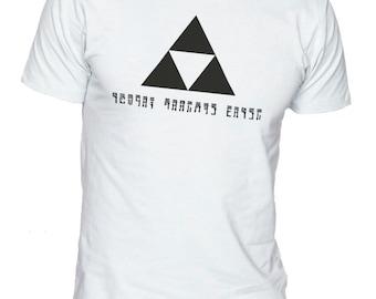 WISDOM COURAGE POWER T-Shirt in Hylian