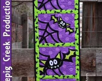 Bat Trap Wall Hanging
