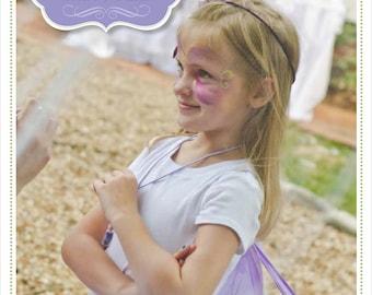 Flower Fairy Party - Flower Fairy Party Plan - Fairy Party Plan - Fairy Party - Girls Birthday Party - Party Plan