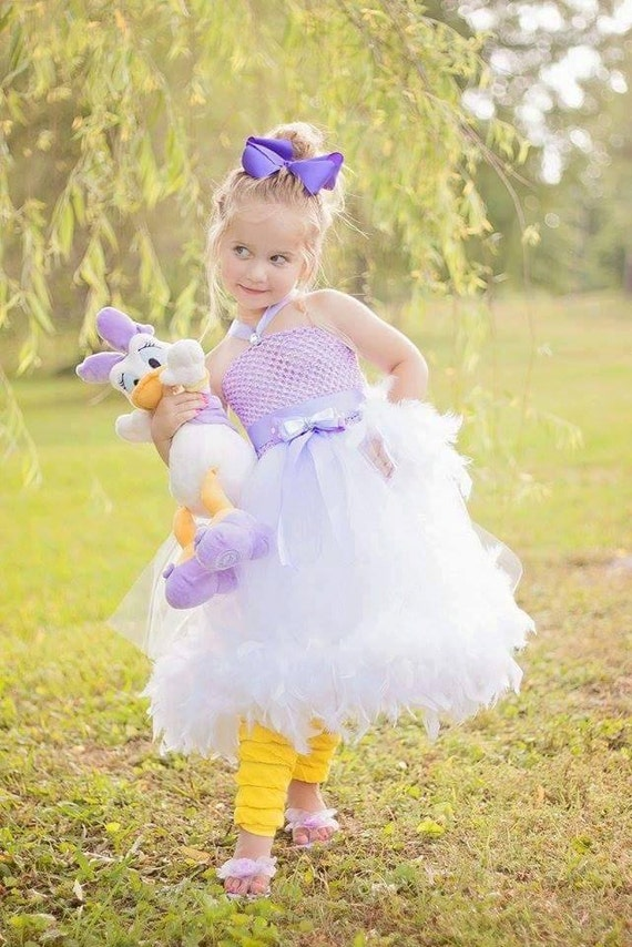 sc 1 st  Etsy & Lovely Daisy Duck tutu dress
