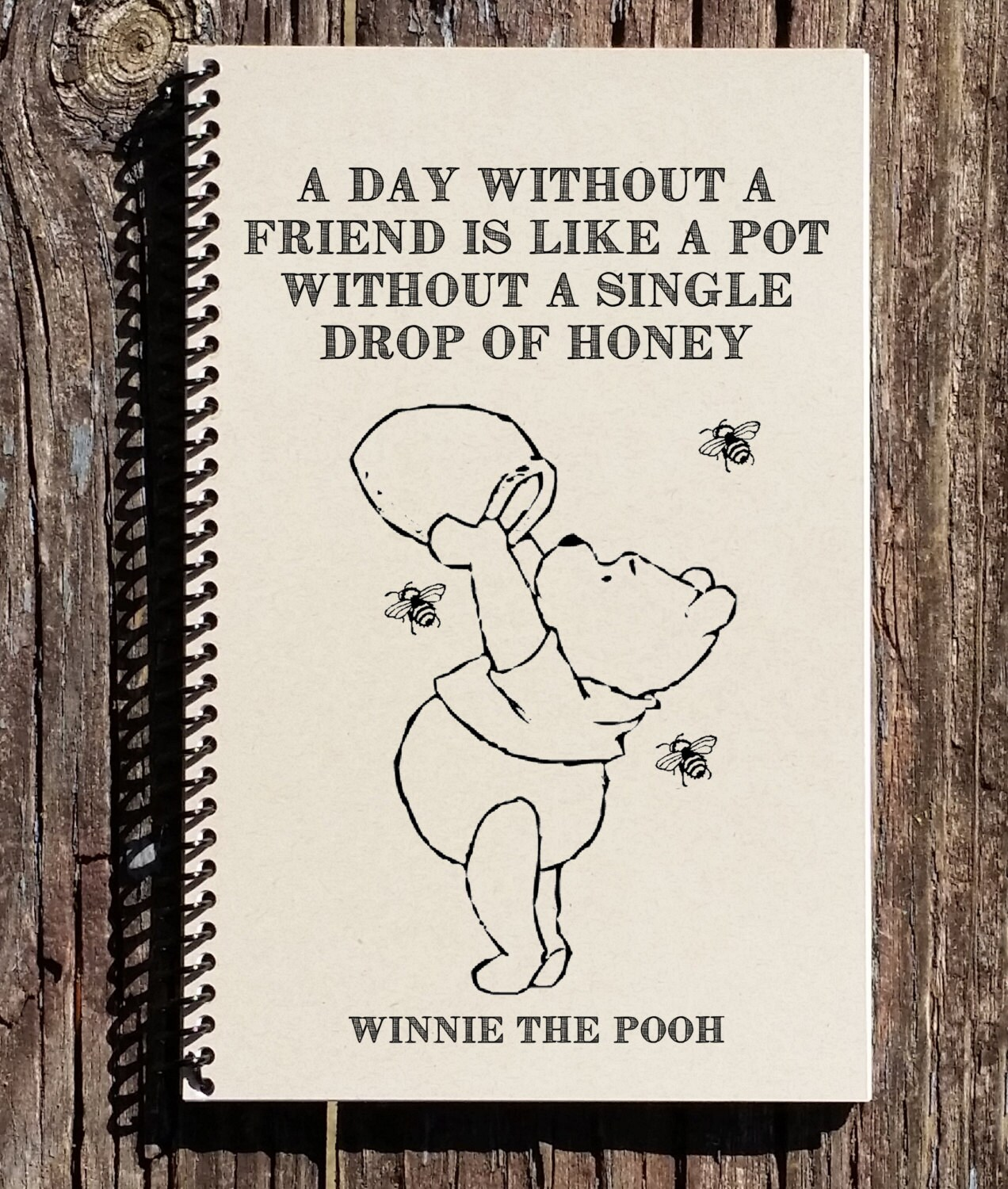 Quotes About Friendship Winnie The Pooh Winnie The Pooh Friendship Quote A Day Without A Friend