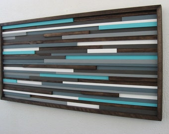 Wood Wall Art,  Wood Sculpture, Home and Living, Decor and Housewares, Wall Decor
