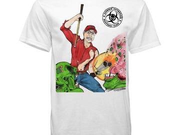 ZORT Caricature Shirt