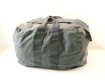 Vintage US Army Duffle Bag