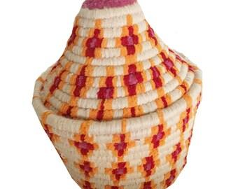 GHITA woven basket