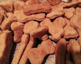 Peanut Butter & Banana (Dog treats)