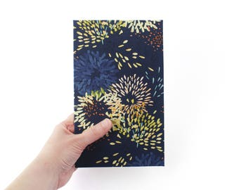Lined stationery, Writing Journal, Lay flat pages, Lined journal, Lined pages, Lined notebook, Journal to write in, Back to school, DELILAH