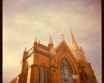 Thats So Tabernacle 8x8 metallic photograph
