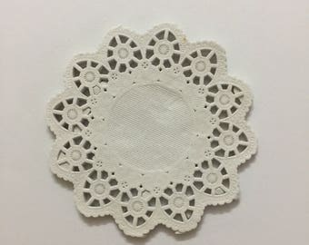 4 Inch Paper Doilies
