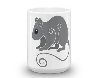 Mug,Ratty