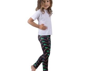 Narwhal Kid's leggings narwhals girls pants