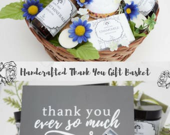 Appreciation Gift, Thank You Gift, Professor Gift, Teacher Gift, Self Care, Spa Party, Sugar Scrub, Care Package, Homemade Soap, Bath Salts