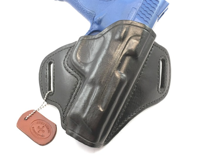 S & W MP 45 - Handcrafted Leather Pistol Holster