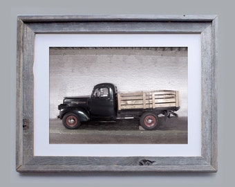 11x14 - Antique Truck Photograph