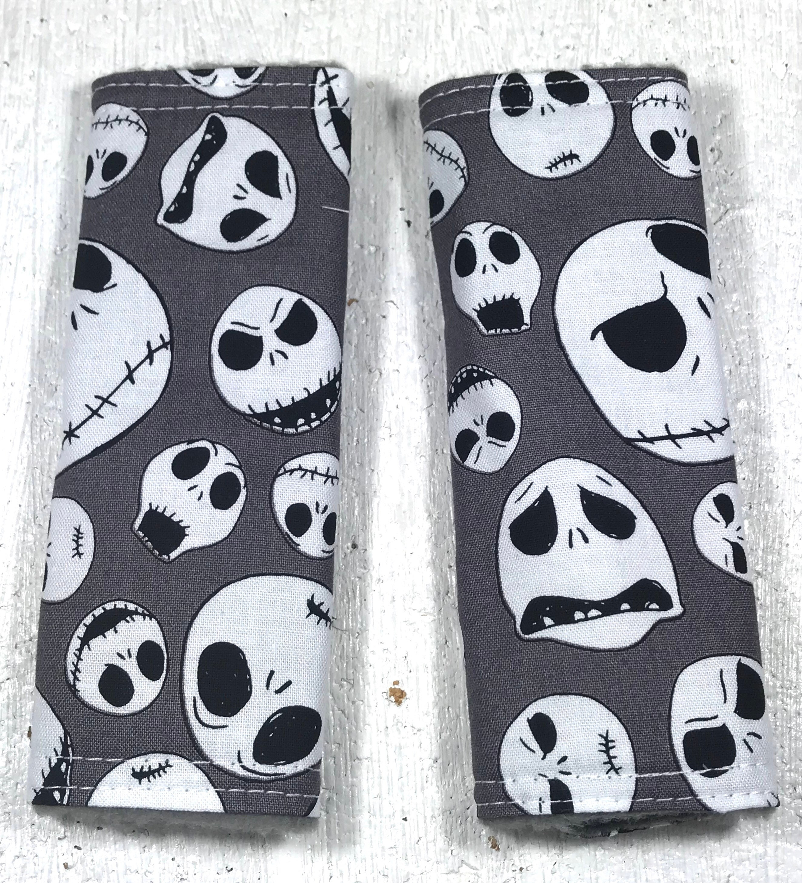 Nightmare before Christmas Seat Belt Covers Baby Infant