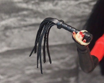 Doll BDSM Flogger, 1/6 scale flogger, Phicen, Barbie, Hot Toys, Ken, JIAOU doll