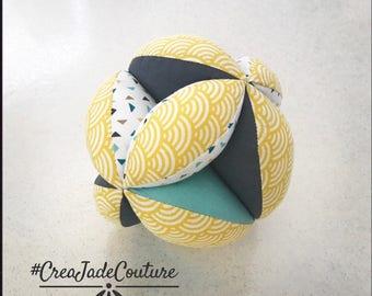 Gripping ball - birthstone gift idea