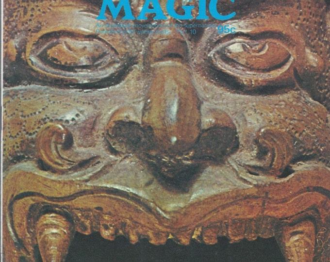 Man, Myth and Magic Part 10 Magazine by Richard Cavendish 1970