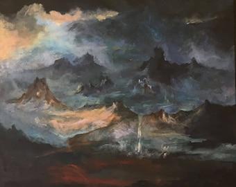 Tempest Landscape 1