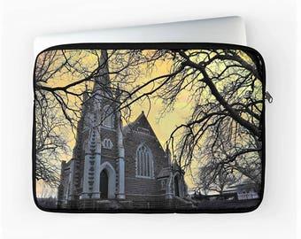 "Device Case, Zipped Laptop Cover, Macbook Air / Pro / Retina 12"", 13"" & 15"" Laptop Sleeve, Padded Laptop Bag, Photographic Laptop Sleeve"