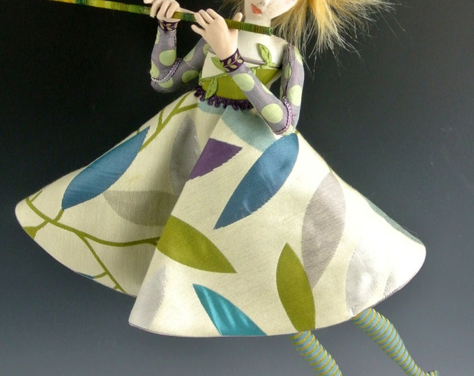 CR930E - Aria PDF Cloth Doll Pattern