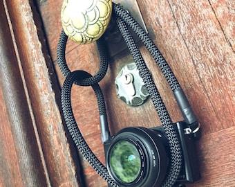 Camera Strap for DSLR black-Camerastrap black-rope-camera strap-universal shoulder strap-carrying strap-Sony Olympus-Seilstyles