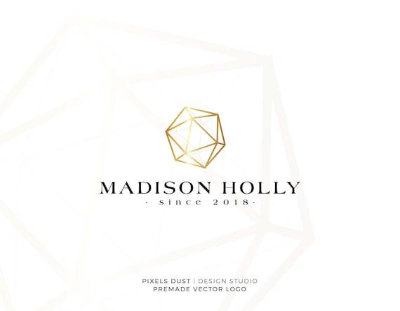 Geometric Logo Minimalist Branding Blog
