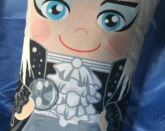 Jareth The Goblin King 'Hero Hugger' Pillowcase Toy Custom Design