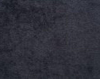 Absorbent Terry Cloth Standard Size Pillow Case - Black