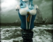 Lady of Innsmouth - Hand Painted Cthulhu Mythos Sculpture