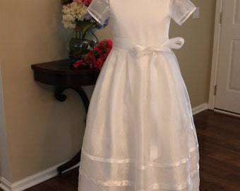 First Communion Dress named Audry