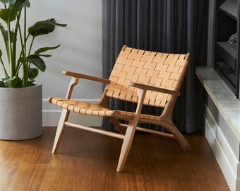 Morrison Armchair - NATURAL