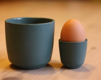 Set of two - Grain Egg Cups