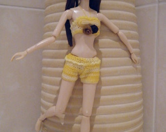 MOMOKO crochet swimming suit by Jing's Crafts