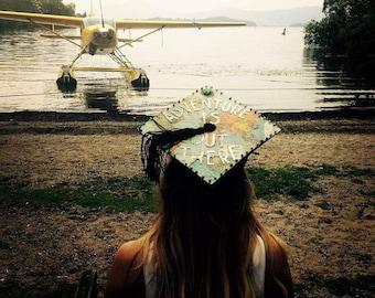 Personalised Graduation Cap