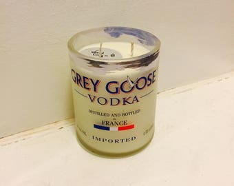 Grey Goose Soy Candle